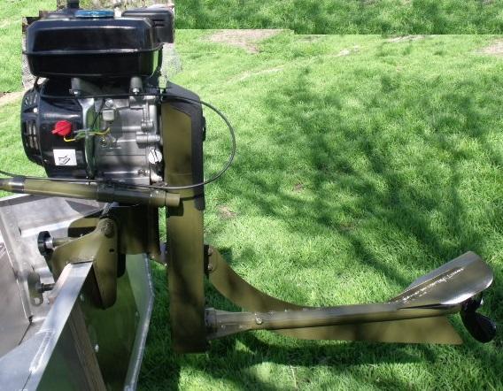 купить лодочный мотор болотоход в самаре