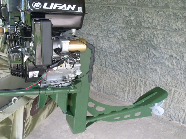 Размеры лодочного мотора болотохода