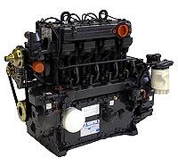 Дизельные двигатели LPW2, LPW3, LPW4 и LPWT4