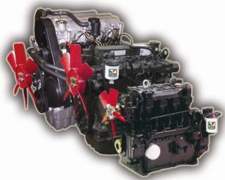 Двигатели Lister Petter: Альфа, Дельта, Сигма