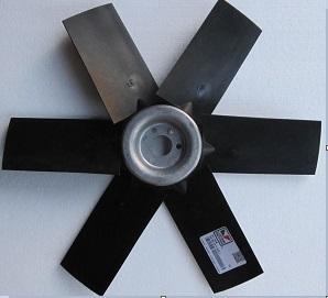 Вентилятор LPW, 6 лопастей